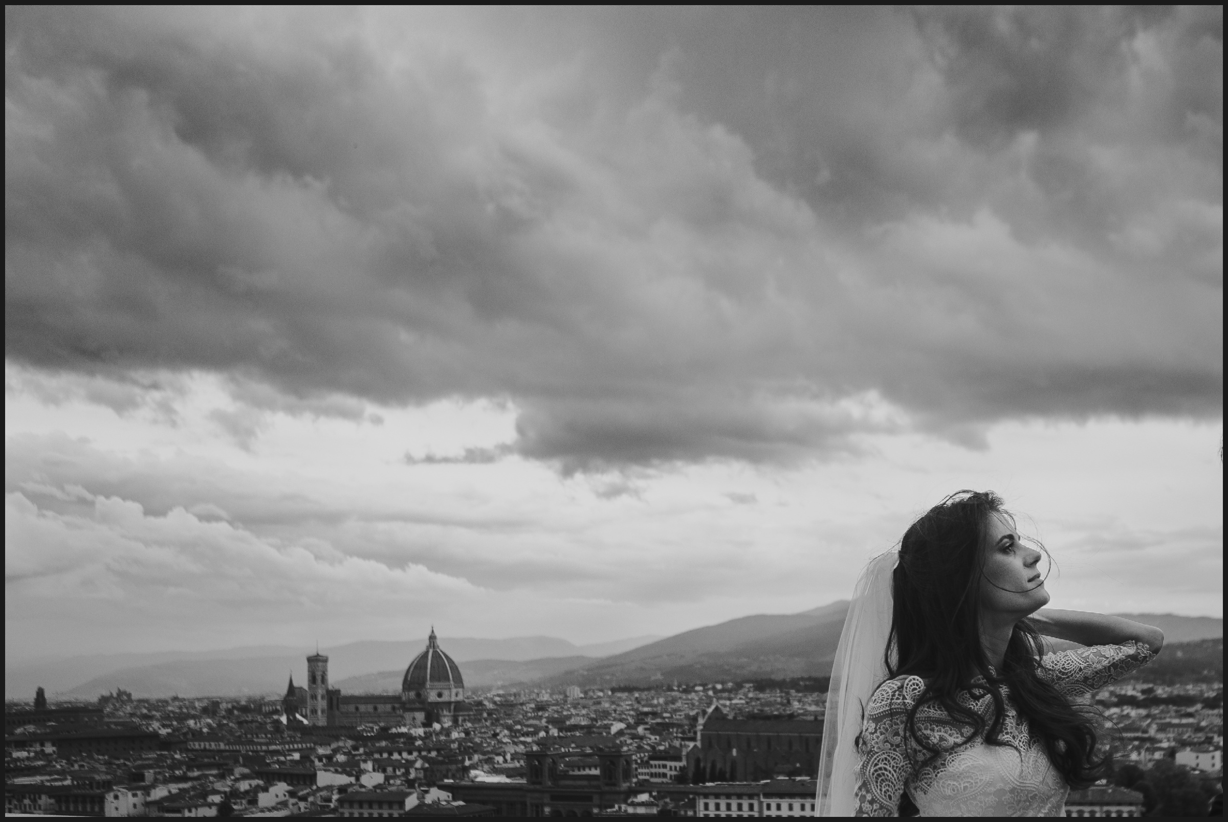 wedding photo session in Florence