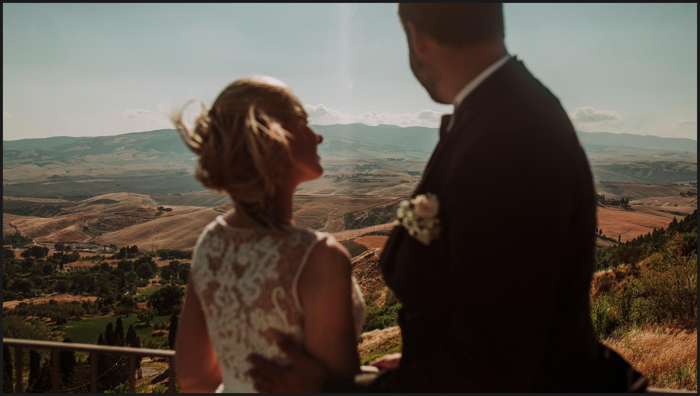 norwegian wedding in Volterra