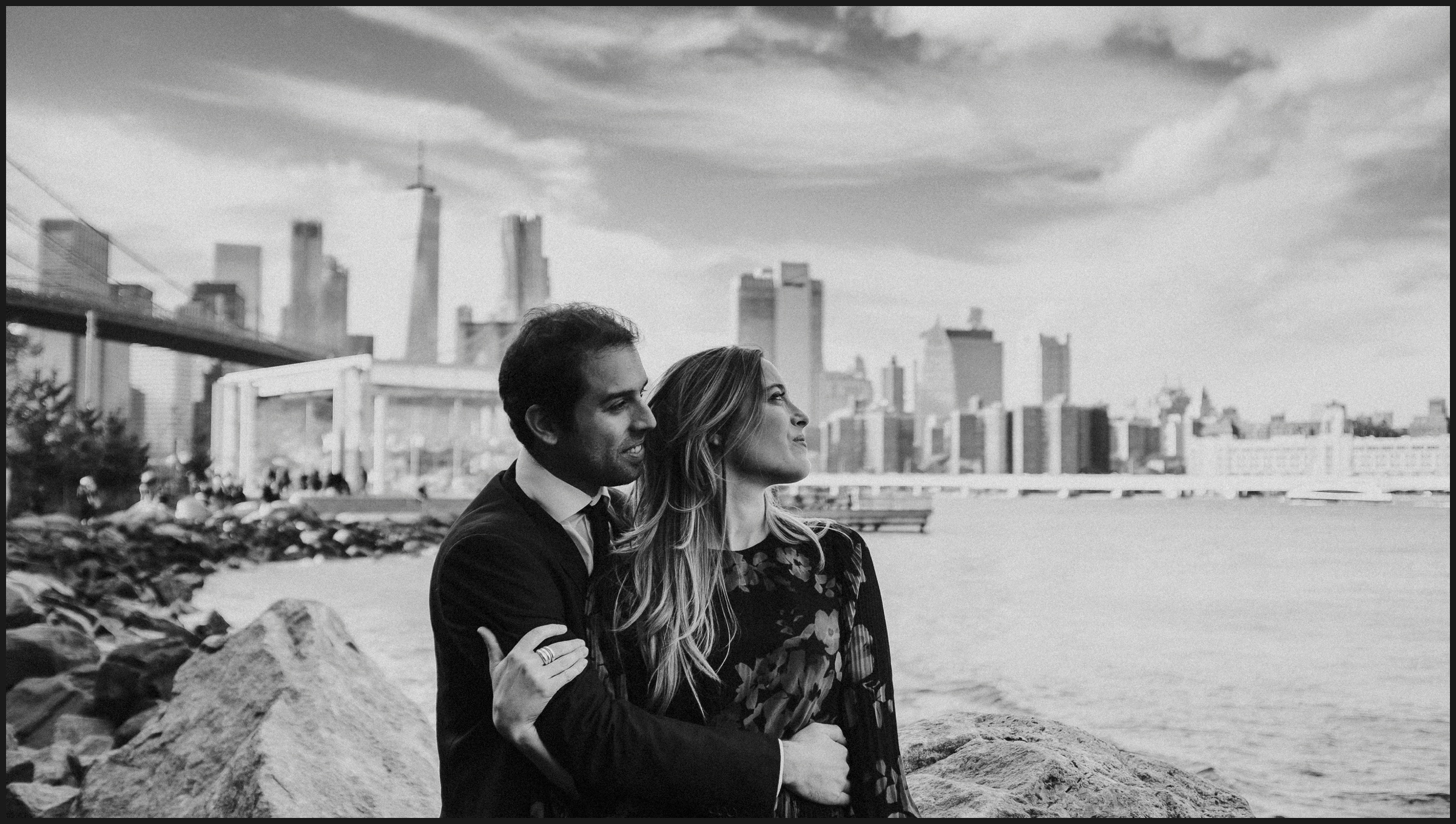 Brooklyn engagement pictures